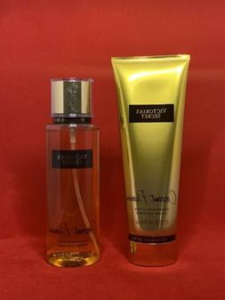 Victoria Secret Coconut Passion Set With Body Spray And Loti