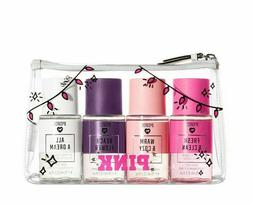 ViCTORiAS SECRET PiNK MINI BODY MIST GIFT SET ♡ 4 X 2.5 OZ