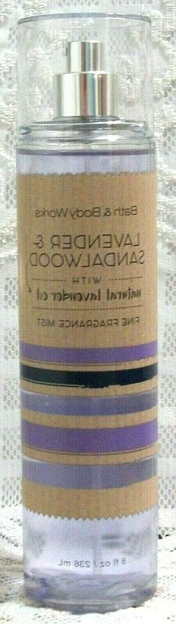 NEW BATH & BODY WORKS VIOLET LILY SKY FINE FRAGRANCE MIST-8