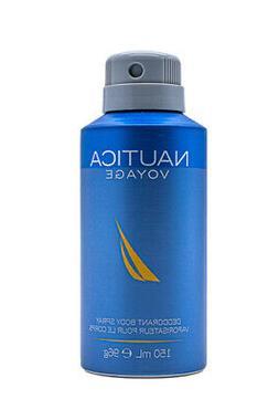 Nautica Voyage by Nautica 5 / 5.0 oz Deodorant Body Spray fo