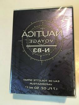 Nautica Voyage N-83 Body Spray, 1.7 Fluid Oz Eau De Toilette