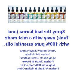 Zum Mist Room & Body Spray Indigo Wild 4oz NEW exotic natura